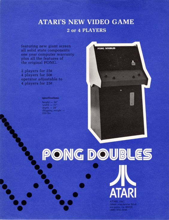 pong doubles