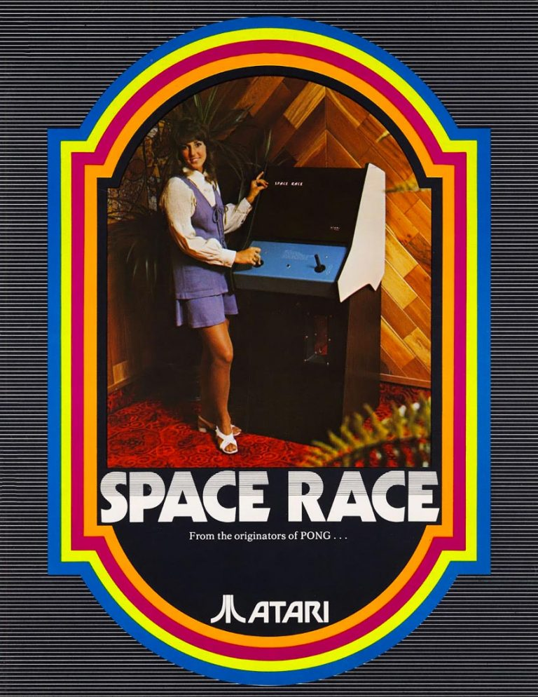 pong space race 1973