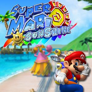 super mario sunshine categ