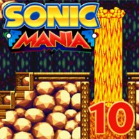 [FR] Let's Play : SONIC MANIA #10 | Lava Reef Zone